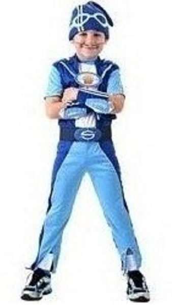 Sportacus Lazy Town